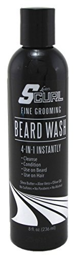 S CURL Beard Wash by Lusters (Luster Wash)