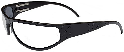 OutLaw Eyewear Men's Felon Black Frame Transition Day-Night - Sunglasses Outlaw