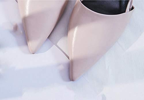 1 con con Sandali Dimensioni Estivi Shoe Bowknot 36 incantati Basso Colore store Colori Scarpe Tacco 7Fnn8wUq