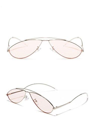 Pequeña la H Hombres F Las Gafas Caja Que Sol de Sol GUO de Personalizada de Gafas metálica XYnqg