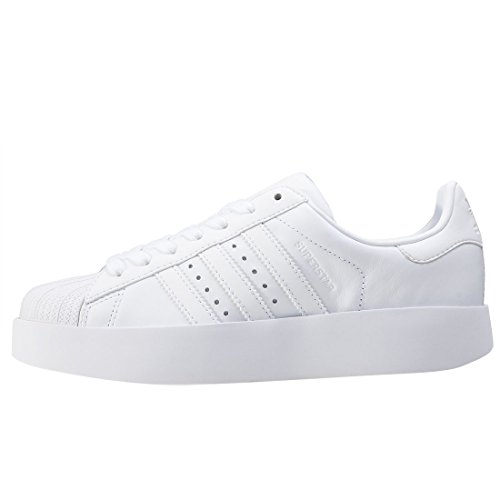 W Femme Basses Superstar Sneakers Adidas White Bold 6fFqF7