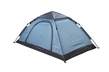 North Gear C&ing Pop Up 2 Man Tent Blue  sc 1 st  Amazon UK & North Gear Camping Pop Up 2 Man Tent Blue: Amazon.co.uk: Sports ...