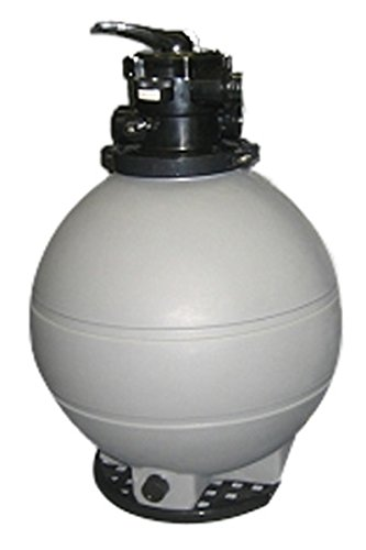 Rx Clear 22'' Patriot Above Ground Swimming Pool Sand Filter w/Valve by Rx Clear