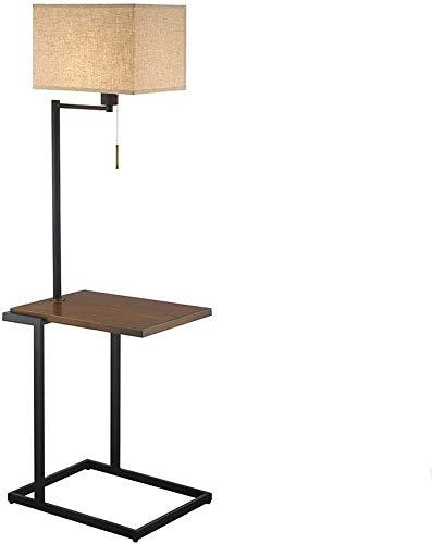 H.aetn Lámparas de pie Lámpara de pie Simple Dormitorio Moderno ...
