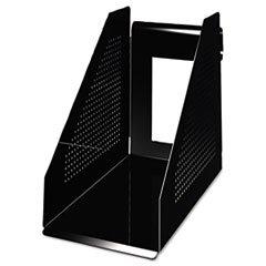 Alera Valencia Series Storage Rack/CPU Holder - Valencia Series CPU Holder, 8w x 13d x 12h, Black by BUYNOWDIRECT