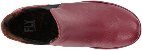 Fly cordobared 021 Donna London Stivali Rosso frwf8Uq