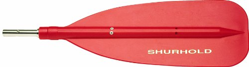 Shurhold 1901 Red Boat Paddle
