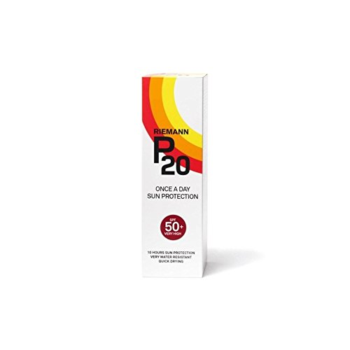 Riemann P20 Sun Filter 100ml SPF50+ (Pack of 2) by Riemann