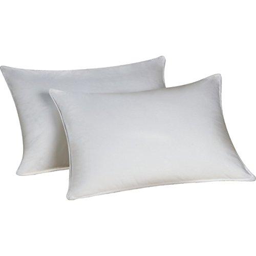 790069 WynRest Gel Fiber Pillow Standard 20x26 Medium 28.5 Ounce Case Of 12
