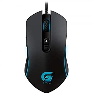 Mouse Gamer PRO M7 RGB Preto FORTREK, Fortrek, Mouses