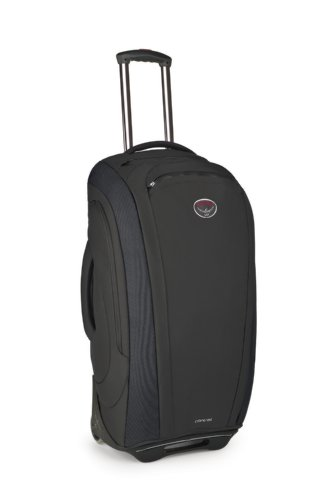 Osprey Contrail Wheeled Luggage (28-Inch/75 Liter, Black) by Osprey