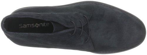 Samsonite Shoes BUSINESS Herren Derby Schnürhalbschuhe Schwarz (Black)