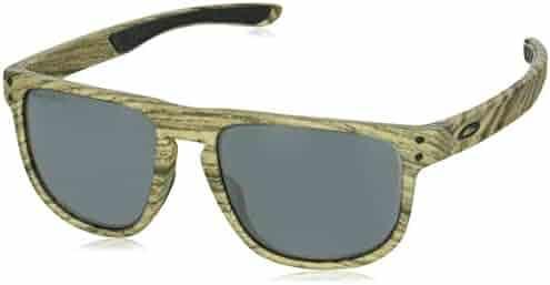 4a6fea806c746 Oakley Men s Holbrook R Non-Polarized Iridium Square Sunglasses