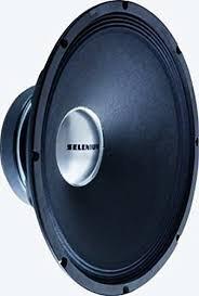 "JBL Selenium 15PW3 8 ohms 15"" Driver"