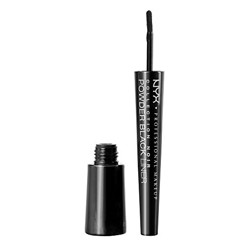 NYX Cosmetics Collection Noir Powdery Black Liner 1.5g