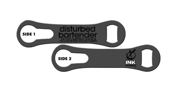 Bottle Openers Custom Opener Custom Bottle Openers Bartender Church Keys Be Patient With Bartender Toilet Pour Spout Remover Speed Openers