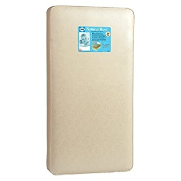 Amazon.: Sealy Natural Rest Crib Mattress : Baby