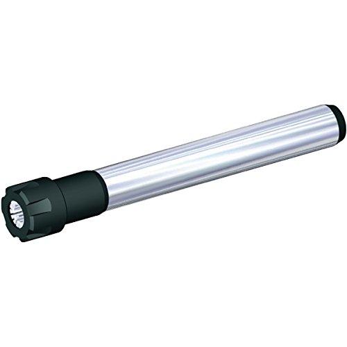 Erickson SS200ER16182M ER Tool holder, ER Collet Chuck, ER16 Series, 20mm Shank Diameter, 182mm (182 Series)