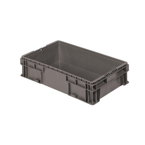 Buckhorn SW2415060206000 Plastic Straight Wall Storage Conta
