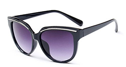 sunglasses women cat eye frame mirror sunglasses men flat sun UV400 oculos de sol feminino,01