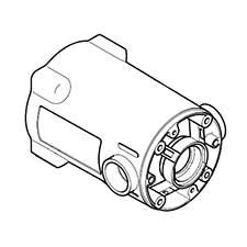 Hitachi 320945 Housing Assembly SP18VA Replacement Part