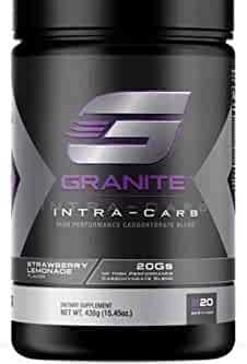 Granite Supplements | Intra-Carb | High Performance Carbohydrate Blend | Candy Green Apple (New