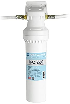 APEC High Capacity Under-Sink Water Filter System - US Made, Premium Quality (CS-2500)