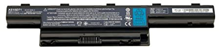 AS10D51 - Akku für Acer Aspire 4251 / 4252 / 4333 / 4551 / 4552 / 4733 / 4738 / 4741 / 4743 / 4750 / 4755 / 5251 / 5252 / 525