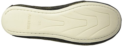 CMP Palladium Closed Ballet Gold 511 Women's Mombasa Gold Flats by PLDM Toe wRUqF5