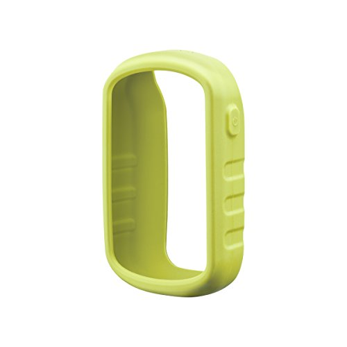 Etrex Case (Garmin 010-12178-02 Silicone Case for eTrex Touch 25/35, Green)
