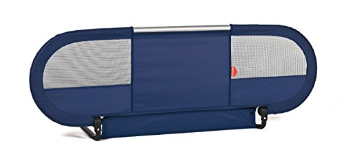 Baby Home Side Bed Rail, Navy