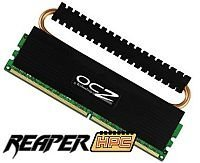 (OCZ Reaper HPC Edition 2 GB (2 x 1 GB) 240-pin DDR2 800 MHz Dual Channel Memory Kit)