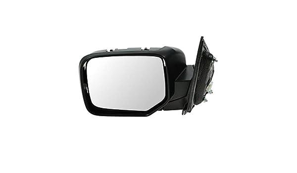 Vista lateral Espejo de alimentación controlador de negro mano izquierda LH para 09 – 13 Honda Pilot: Amazon.es: Coche y moto