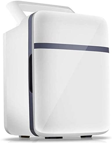 ZWH-ZWH 冷蔵庫、ミニ冷蔵庫22 Lのための電気自動車のヒーター、家庭、オフィスや寮のための可動棚付きAC/DC電源ケーブルコンパクトポータブル冷蔵庫 車載用冷蔵庫