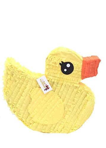 APINATA4U Yellow Rubber Duck Pinata Great for Baby Shower or ()