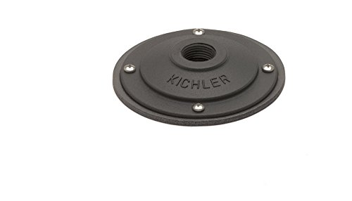 Kichler 15601WHT Accessory Mounting Flange, Textured White