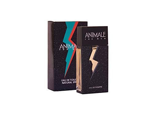 Animale By Animale Parfums For Men. Eau De Toilette Spray 3.4 Ounces