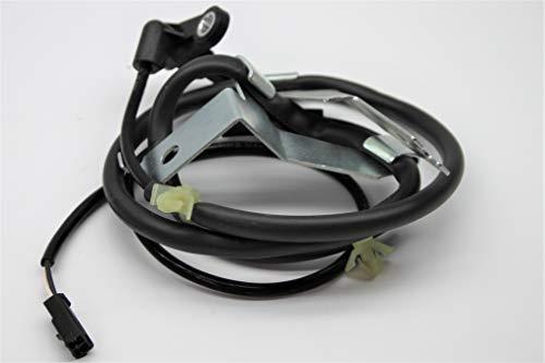 DAKAtec 410434 ABS Sensor Front Axle Left: