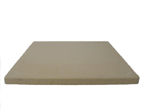 15 X 15 X 1 Square Industrial Pizza Stone by California Pizza Stones