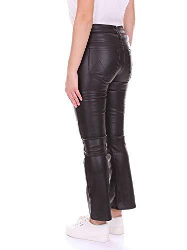 Jeans 1137468black Femme Noir Mother Polyester qpfnwnx