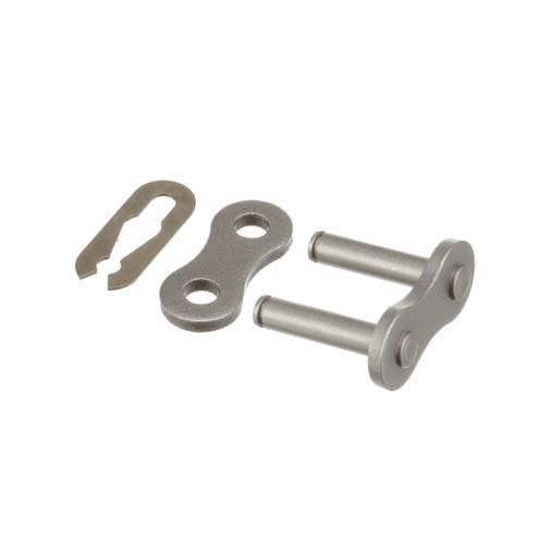 Connecting Link - Chain & Pitch: 41/1/2 in, Spring Clip, Carbon Steel Material (Pack of30)