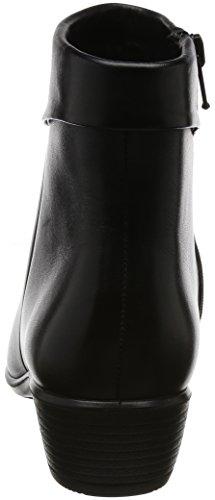 Ecco Aanraking 35 Damen Chelsea Boots Schwarz (zwart 1001)