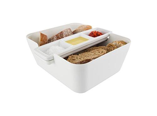Tomorrow`s Kitchen - bislang Vacu Vin - Bread & Dip weiß