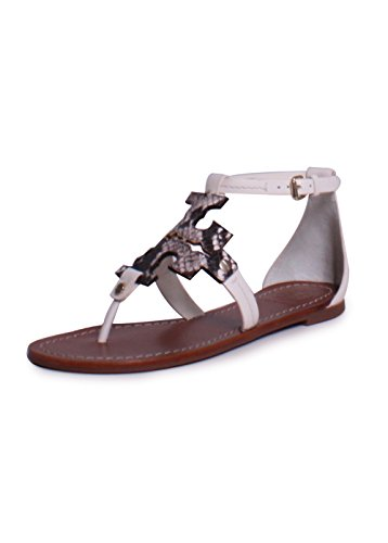 Tory Burch Womens Leahter Sandals