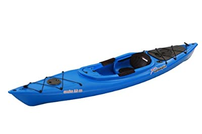 51815-P KL Industries Durable Sun Dolphin Aruba 12in SS Kayak