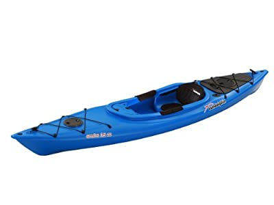 Classic Sit-In Fishing Kayak [Sundolphin] detail review