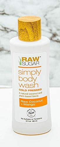 Body Washes & Gels: Raw Sugar Simply Body Wash