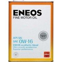 エネオス ファイン 0W-16 SN 部分合成油 20L B00K76I61C