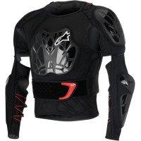 Alpinestars Bionic Jacket (Alpinestars Bionic Tech Jacket Black/Red XL 6506516-123-XL)