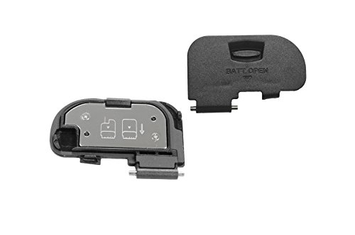 Digital Camera Battery Door Cover Cap Lid Chamber Replacement for Repair Canon EOS 70D by ()